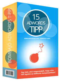 AdWordsHirdetés.com AdWords tippek hírlevél regisztráció
