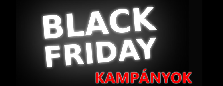 Black Friday kampány ötletek